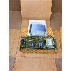 Siemens 6ES7 616-2QL00-0AB4 Control Card w/ 1P6ES7 952-1AS00-0AA0 Memory Card
