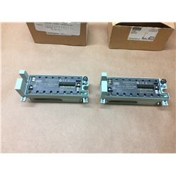 (2) Siemens 1P 6ES7 141-4BF00-0AB0 SIMATIC S7 Expansion Module