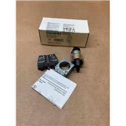 Siemens 3SB36 01-2PA11 Selector Switch