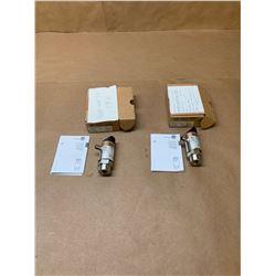 (2) IFM PN7002 Pressure Sensor