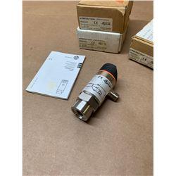 (3) IFM PN5002 Pressure Sensor