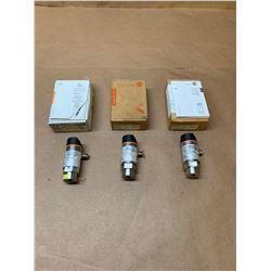 (3) IFM Pressure Sensor PN5004, PN5202 & PN5204