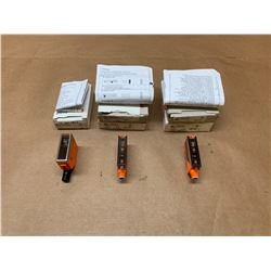 (5) IFM Photoelectric Sensor O5S500, OBF500 & OBF504 *See Pics*