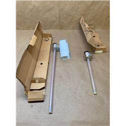 (2) IFM Pressure Sensor LK7023 & LK7022