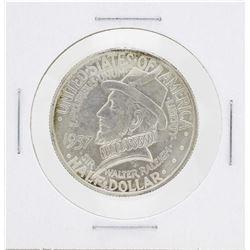 1937 Roanoke Island North Carolina 350th Anniversary Commemorative Half Dollar Coin