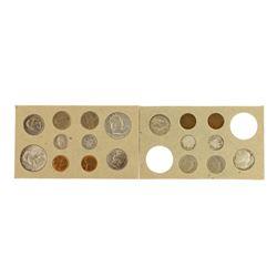 1956-P/D U.S. Double Mint Set