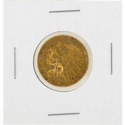 1913-S $5 Indian Head Half Eagle Gold Coin