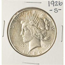 1926-S $1 Peace Silver Dollar Coin