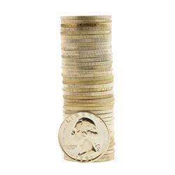 Roll of (40) Proof 1957 Washington Quarter Coins