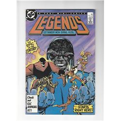 Legends Series #1-6 by DC Comics