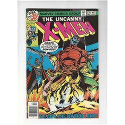 X-Men Issue #116 by Marvel Comics