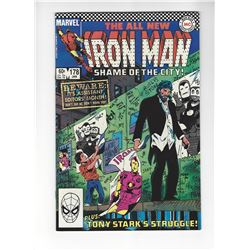 The All New Iron Man Issue #178 by Marvel Comics