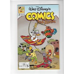 Walt Disneys Comics and Stories Issue #583 by Disney Comics