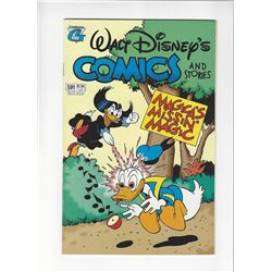 Walt Disneys Comics and Stories Issue #591 by Gladstone Publishing