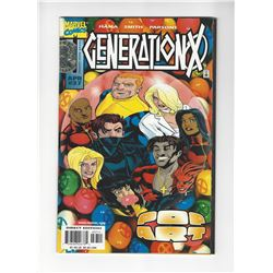 Generation X Issue #37 by Marvel Comics