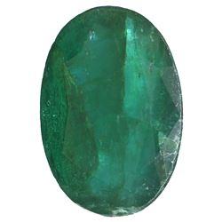 4.61 ctw Oval Emerald Parcel