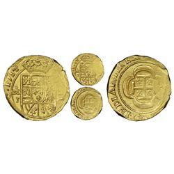 Mexico City, Mexico, cob 4 escudos, 1714J, NGC MS 64, ex-1715 Fleet (designated on special label), e