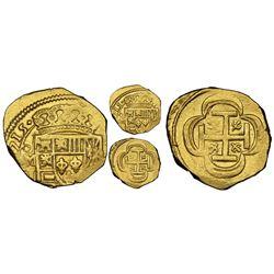 Mexico City, Mexico, cob 2 escudos, 1715J, very rare, NGC AU 55, ex-1715 Fleet (designated on specia