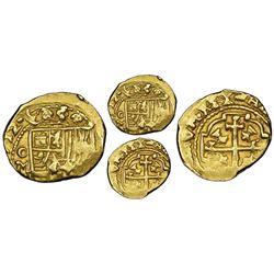 Mexico City, Mexico, cob 1 escudo, (1)712(J), mintmark oM, NGC AU 55, ex-1715 Fleet (designated on s