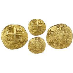 Lima, Peru, cob 8 escudos, 1742V, PCGS AU53.