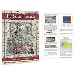 La Saga Tumbaga: Tesoro de los Conquistadores, by Agustin Garcia-Barneche (2019, special Spanish edi