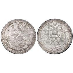La Plata, Bolivia, 8 reales, Ferdinand VII, 1808, PCGS AU58.