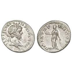 Roman Empire, AE denarius, Septimius Severus, 200 AD, Laodicea mint.