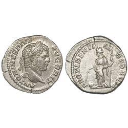 Roman Empire, AR denarius, Caracalla, 210-213 AD, Rome mint.