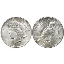 USA (Philadelphia mint), Peace dollar, 1926, PCGS MS66.