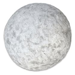 Massive stone cannonball, ex-Spanish Armada (1588).