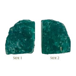 High-quality natural emerald, 2.92 carats, ex-Atocha (1622).