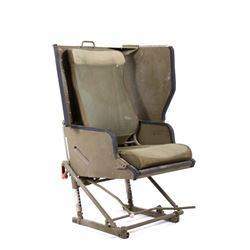 RARE Mid to Late 20th C. UH-1B/D Co-Pilot Chair