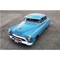 1950 Oldsmobile 98 DeLuxe w/ Rocket 303-ci V8