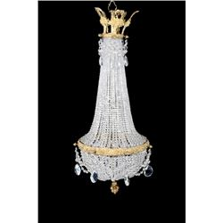 Large Victorian Chandelier