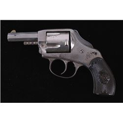 Iver Johnson American Bull Dog .38 Revolver