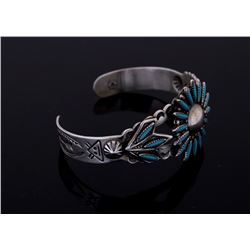 Navajo Bell Trading Co. Petite Point Bracelet