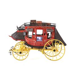 Franklin Mint Wells Fargo & Co. Overland Stage