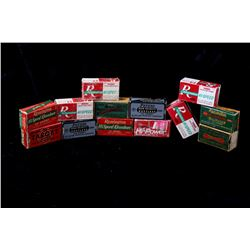 Collection of Assorted .22 Caliber Ammunition
