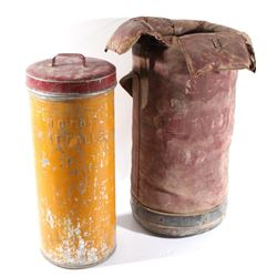 Great Falls Ice Cream Barrel with Insulation Bag