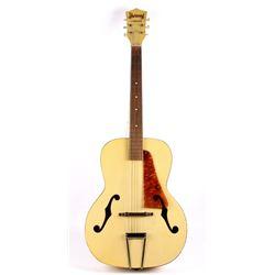 Sherwood Standard Arch-top Acoustic Guitar C. 1950