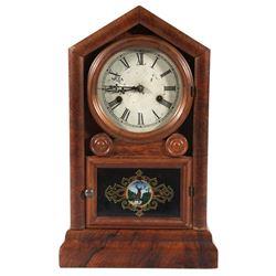 Early-Mid 1900's WML Gilbert Clock Co. Shelf Clock