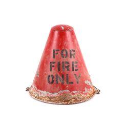 Early 1900's Railroad Fire Bucket