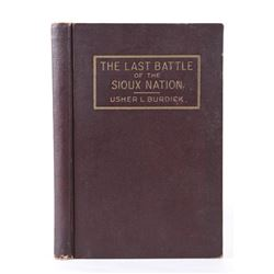 The Last Battle of the Sioux Nation by c. 1929