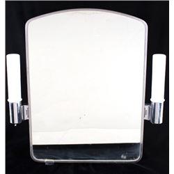 Wards Mirror & Bathroom Cabinet c 1960's-1970's