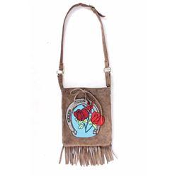 Nez Perce Native American Indian Beaded Bag