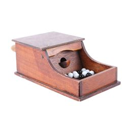 Butte Mine's Union Voting Blackball Ballot Box