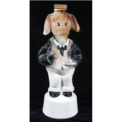 James B. Beam Donkey Whiskey Bottle Decanter