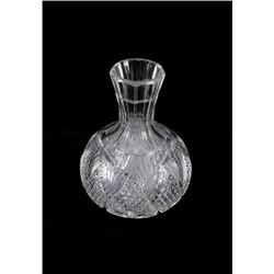 Early Irish Waterford Cut Crystal Liquor Decanter