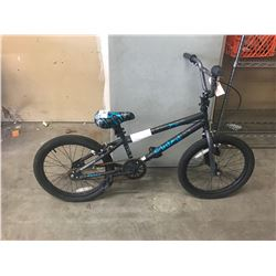 GREY CLUTCH MOUNTAIN BIKE