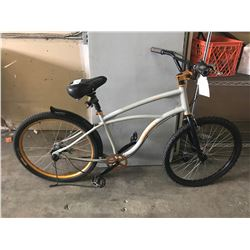 OFF WHITE HARO MOUNTAIN BIKE